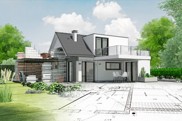 L'Atelier Nicolas Joncret : Comment agrandir sa maison à Blagnac ?