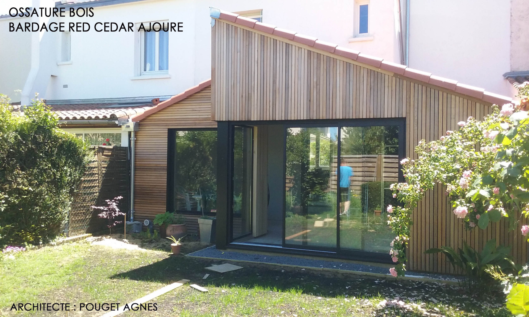 extension de maison bois toulouse